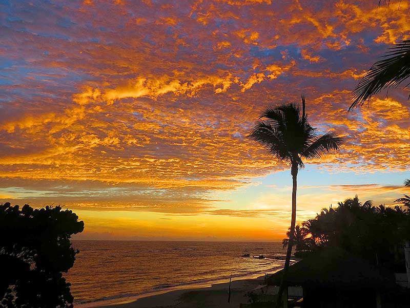 Sunrise,kitebeach cabarete